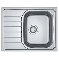 Мойка кухонная Franke Spark SKL 611-63 (101.0598.808) декор, 635х500 мм.