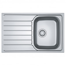 Мойка кухонная Franke Spark SKL 611-79 (101.0598.809) декор, 790х450 мм.