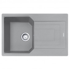 Мойка кухонная Franke Urban UBG 611-78 (114.0574.944) Серый камень, 780х500 мм.