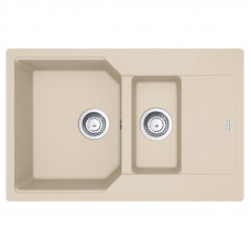 Мойка кухонная Franke Urban UBG 651-78 (114.0574.988) бежевый, 780x500 мм.