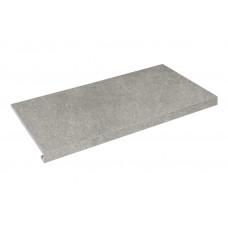 Ступенька угловая правая SZRXRM8BRR2 Concrete Grigio 345-35x600x9,2 Zeus Ceramica
