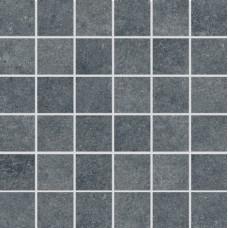 Мозаика MQCXRM9B CONCRETE Nero 300x300x9,2 Zeus Ceramica