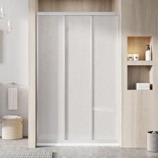 Душевые двери трехэлементные ASDP3-130 Pearl, (00VJ0U0211) RAVAK