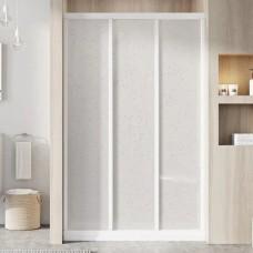 Душевые двери трехэлементные ASDP3-130 Pearl, (00VJ010211) RAVAK