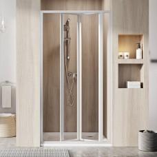 Душевые двери трехэлементные SDZ3-80 Transparent, RAVAK (02V40100Z1)