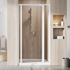 Душевые двери двоелементні SDOP-90 Transparent, RAVAK (03V70100Z1)